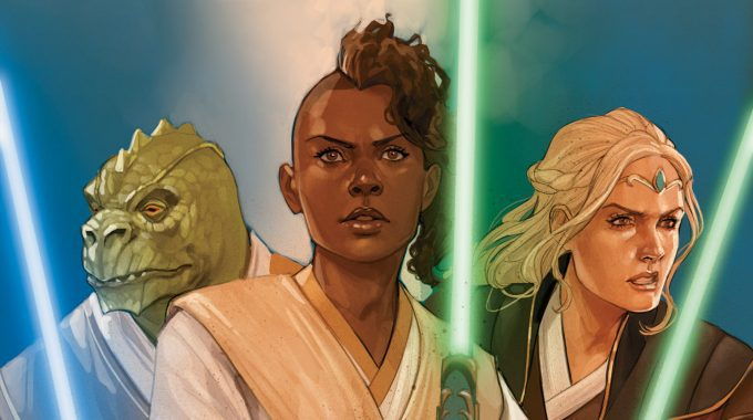 STAR WARS HIGH REPUBLIC #1 IS ALREADY SOLD OUT