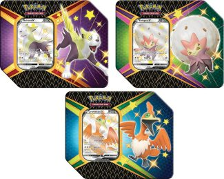 Pokemon TCG: Shining Fates Tin (ships Random 1 Of 3)