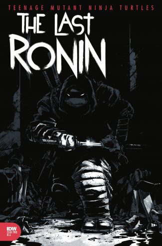 TMNT Last Ronin #2 (Sophie Campbell RI Cover)