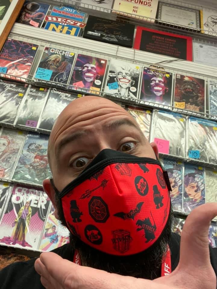 Jetpack Masks