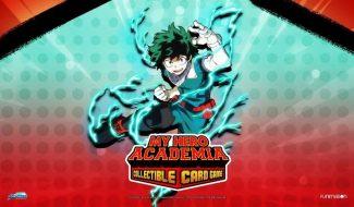 My Hero Academia CCG Midoriya Playmat