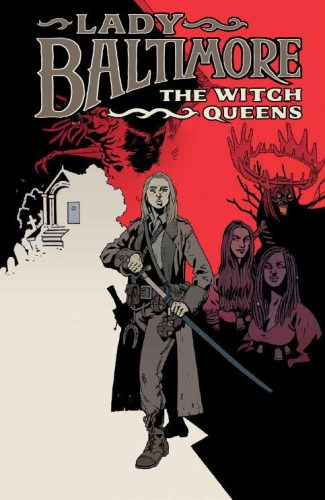 Lady Baltimore Witch Queens #1 (Bridgit Connell Jetpack Exclusive)