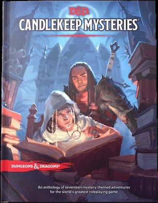 D&D CANDLEKEEP MYSTERIES (STANDARD COVER)
