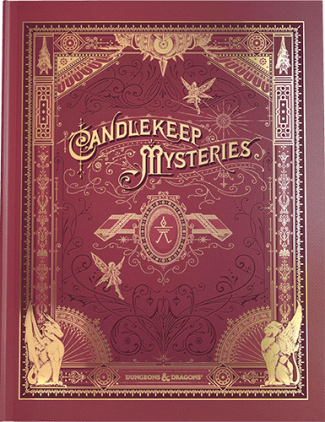 D&D CANDLEKEEP MYSTERIES (VARIANT ALT ART COVER)