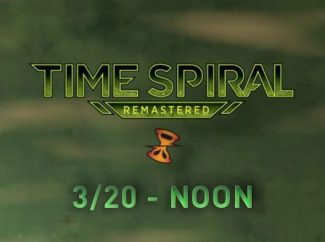 MTG TIME SPIRAL REMASTERED –  LAUNCH PARTY 3/20 @ NOON – INSTORE