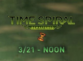 MTG TIME SPIRAL REMASTERED –  LAUNCH PARTY 3/21 @ NOON – INSTORE