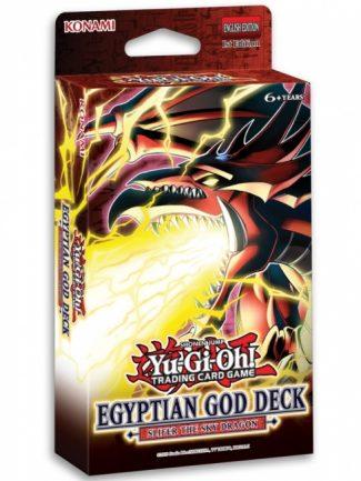 Yu-Gi-Oh! Egyptian God Deck :  Slifer The Sky Dragon