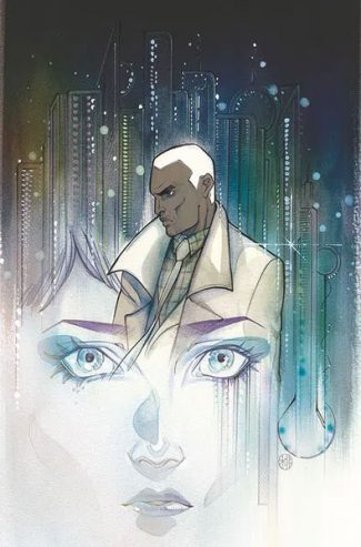 Blade Runner: Origins #1 (Limited Peach Momoko Virgin Variant)