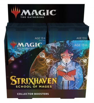 MTG STRIXHAVEN (COLLECTOR BOOSTER BOX)