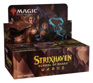MTG STRIXHAVEN (DRAFT BOOSTER BOX)