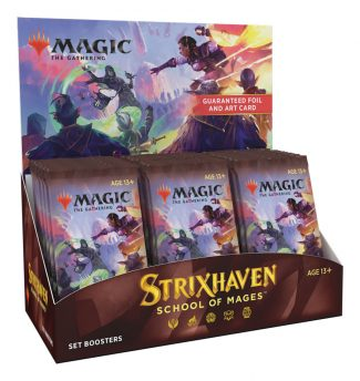 MTG STRIXHAVEN SET (BOOSTER BOX)