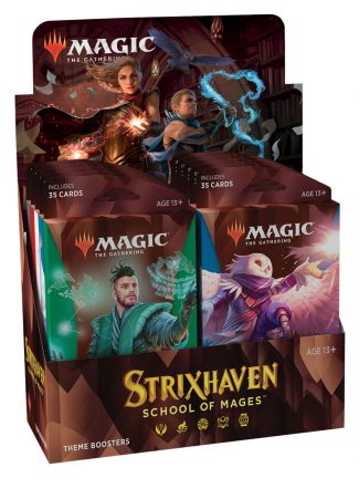 MTG STRIXHAVEN (THEME BOOSTER BOX)