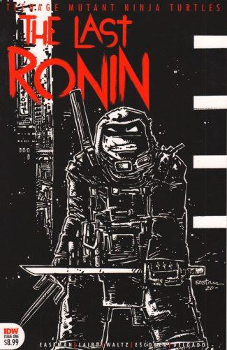 TMNT LAST RONIN #1 (Third Printing)