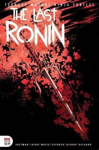 TMNT Last Ronin #2 (2nd Printing)