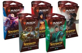 MTG STRIXHAVEN COMMANDER DECK (SET OF 5)