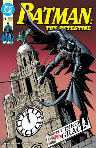 BATMAN THE DETECTIVE #1 (BRIAN BOLLAND RETRO EXCLUSIVE)