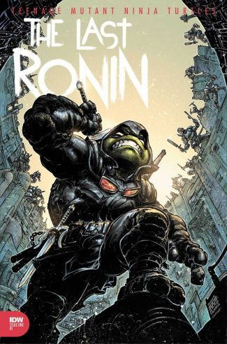 TMNT Last Ronin #3 (1/10 Freddie Williams II Cover)