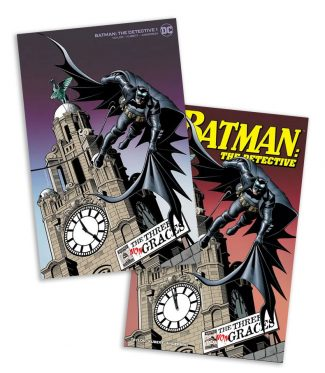 2x BATMAN THE DETECTIVE #1 (BRIAN BOLLAND RETRO & PUNCHLINE EXCLUSIVE)