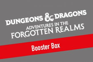 MTG – Dungeons & Dragons: Adventures In The Forgotten Realms Booster Box