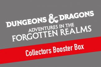 MTG – Dungeons & Dragons: Adventures In The Forgotten Realms Collectors Booster Box