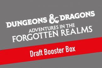 MTG – Dungeons & Dragons: Adventures In The Forgotten Realms Draft Booster Box