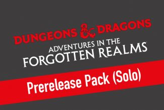 MTG – Dungeons & Dragons: Adventures In The Forgotten Realms Prerelease Pack SOLO