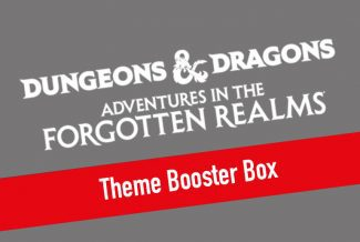 MTG – Dungeons & Dragons: Adventures In The Forgotten Realms Theme Booster Box