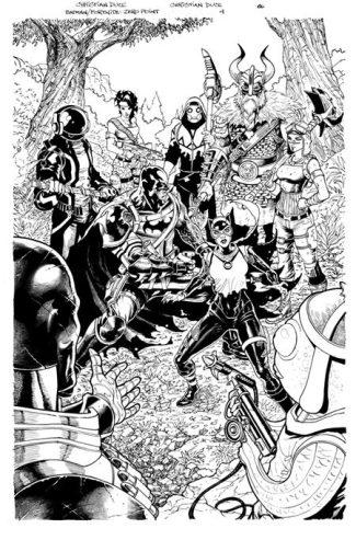 BATMAN FORTNITE ZERO POINT #6 (A First Print)