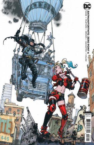 BATMAN FORTNITE ZERO POINT #6 (B First Print)
