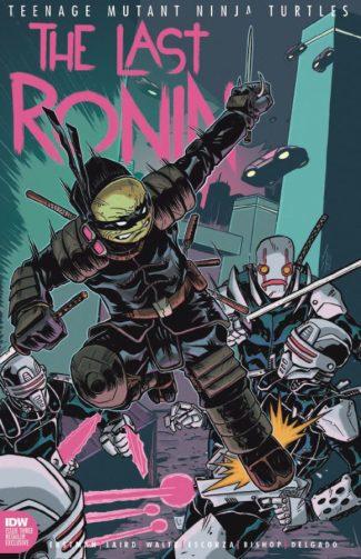 TMNT Last Ronin #3 (Jetpack Comics Exclusive)