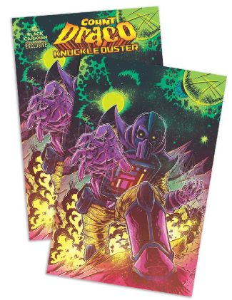 Count Draco Knuckleduster (2-pack: Jetpack Exclusive & Virgin Rich Woodall Cover)