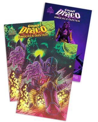 Count Draco Knuckleduster (3-pack: A, JP, JP Virgin)