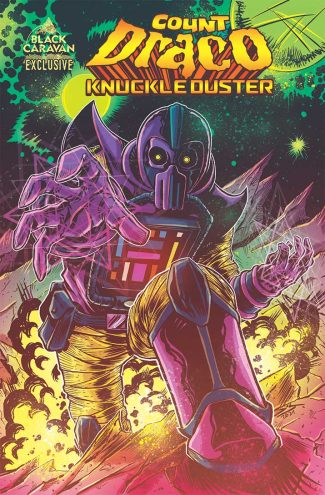 Count Draco Knuckleduster (Jetpack Exclusive Rich Woodall Cover)