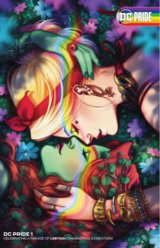 DC Pride #1 (Jen Bartel Variant Cover)