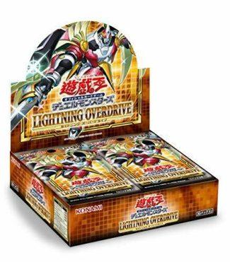 Yu Gi Oh Lightning Overdrive Booster Box