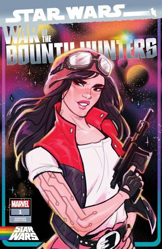 Star Wars War Of The Bounty Hunters #1 (Bab Tarr Pride Variant)