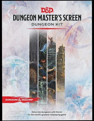 D&D 5th Edition: Dungeon Master's Screen Dungeon Kit