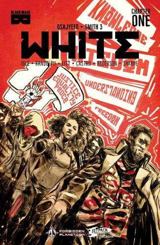WHITE #1 (David Brame Jetpack Exclusive)