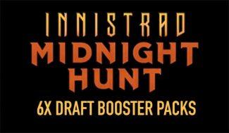 MAGIC IMH 6x Draft Booster Packs
