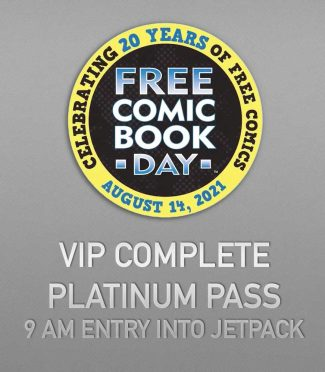 VIP ALL AGES SILVER PASS (9:45 AM ENTRY INTO JETPACK)