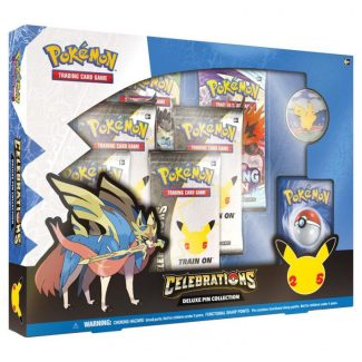 Pokemon: Celebrations Deluxe Pin Collection