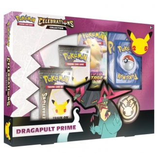 Pokemon: Celebrations Dragapult Prime Collection