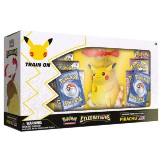 Pokemon: Celebrations Premium Pikachu VMAX Figure Collection