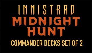 MAGIC IMH COMMANDER DECKS Set Of 2