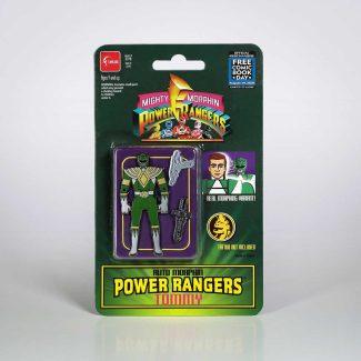 VIP PASS Add On – POWER RANGERS AUTOMORPHIN GREEN RANGER PX PIN