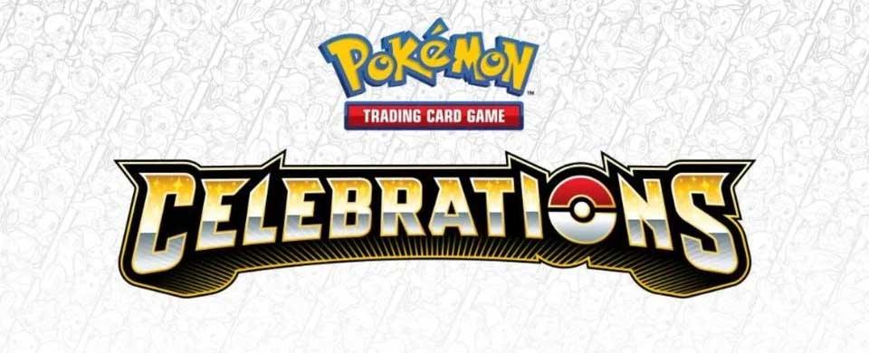 Pokemon: Celebrations