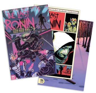TMNT Last Ronin #4 (3 Pack A,B & Jetpack Comics Exclusive)