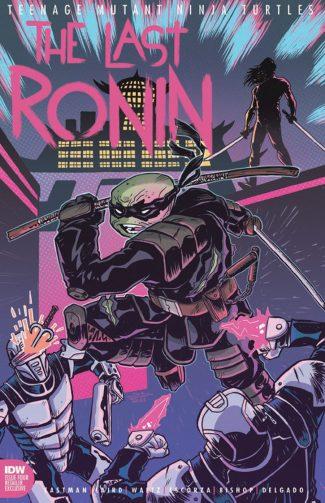 TMNT Last Ronin #4 (Jetpack Comics Exclusive)