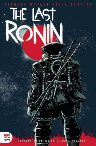 TMNT Last Ronin #1 (4th Printing)