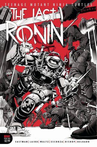 TMNT Last Ronin #2 (3rd Printing)